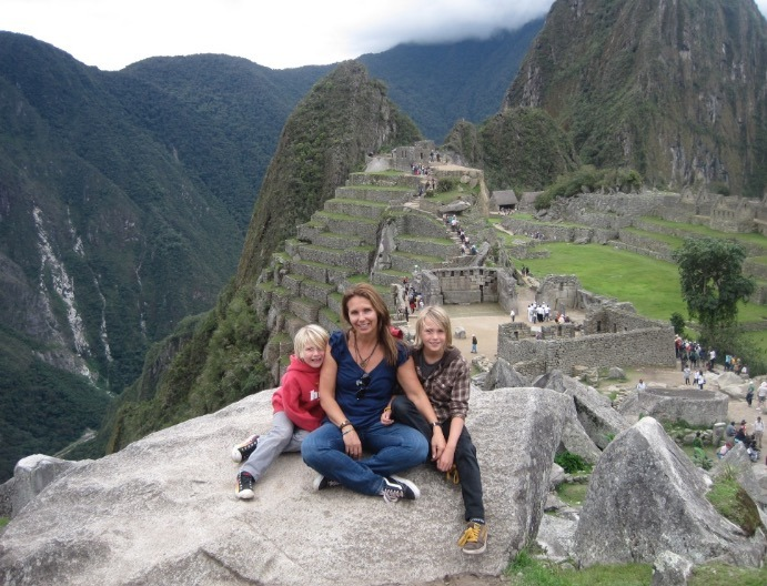 Travel to Machu Picchu with Kids