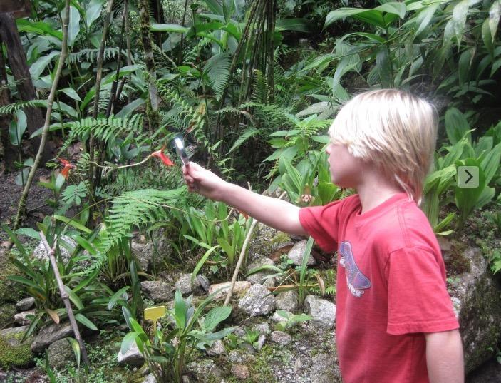 kids love machu picchu peru