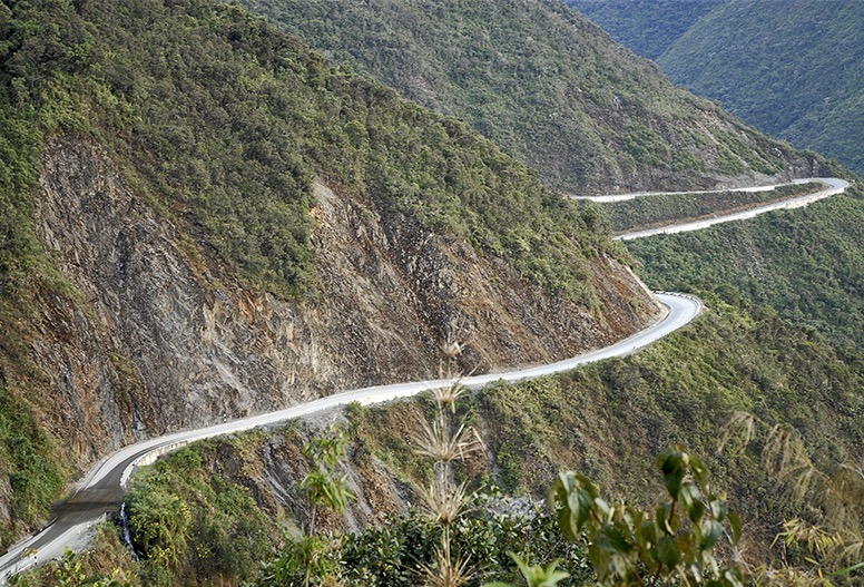 The Road to Machu Picchu