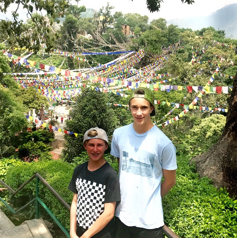 traveling to Nepal with kids - kathmandu is amazing