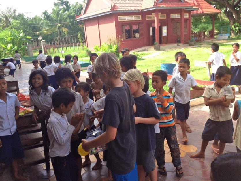 how to create global kids