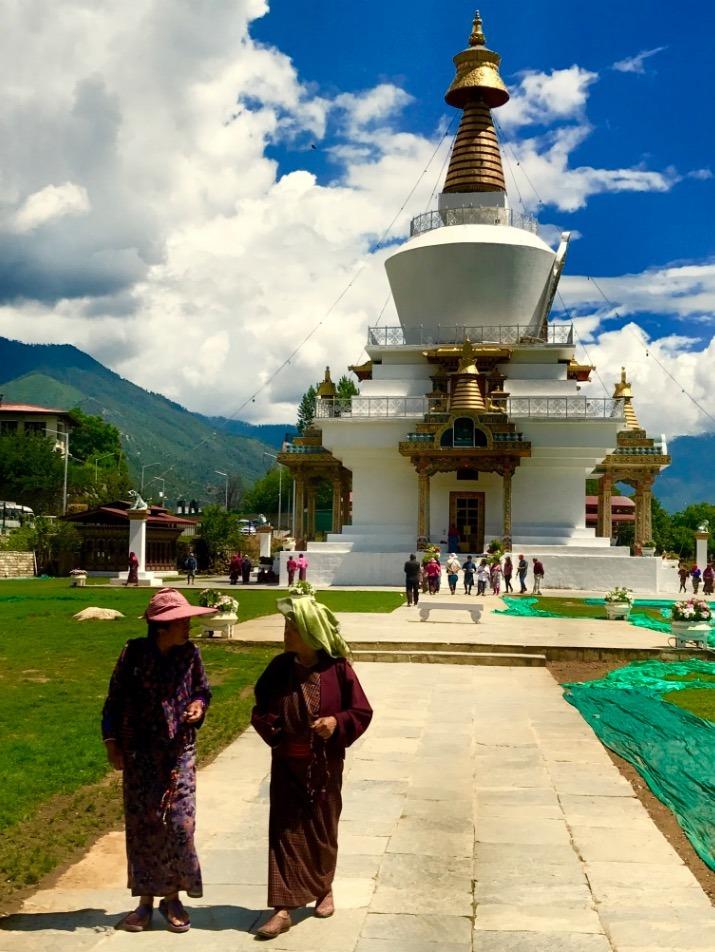 visit Bhutan with kids