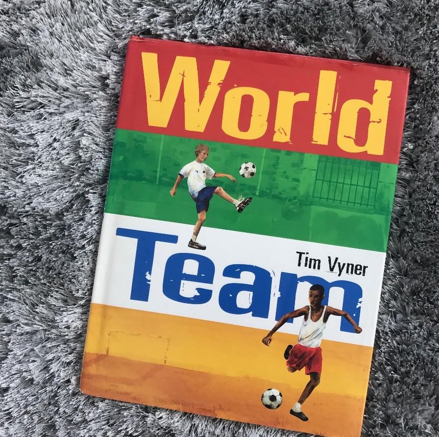 World zteam soccer book