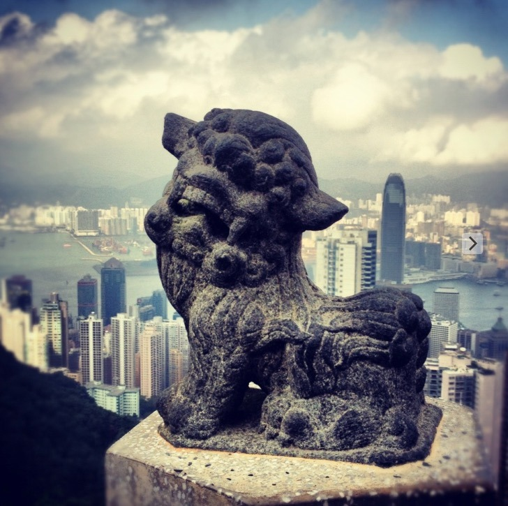 Hong Kong with kids and family