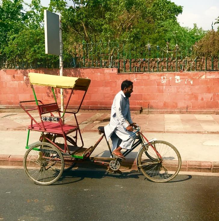 Delhi, India street life