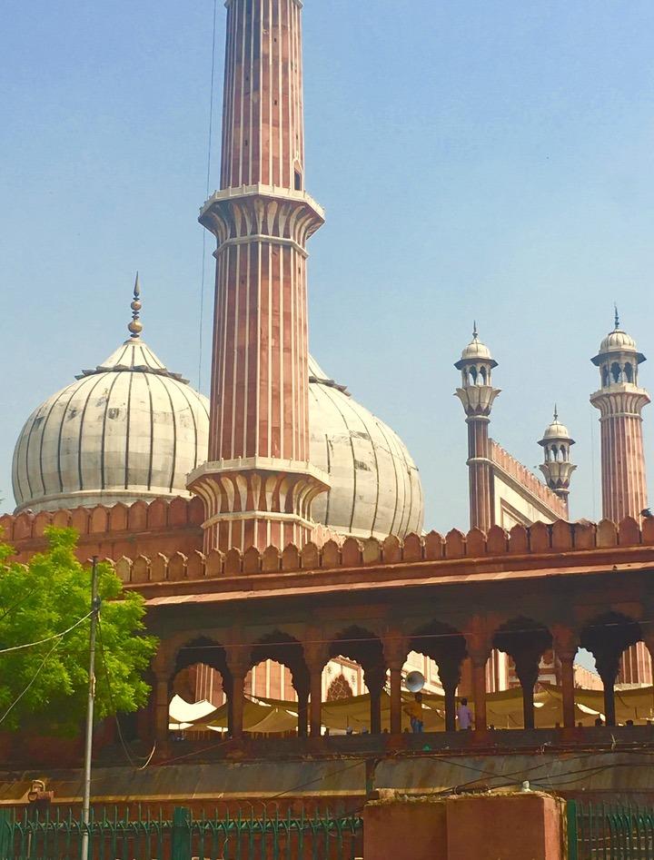 Delhi, India temples