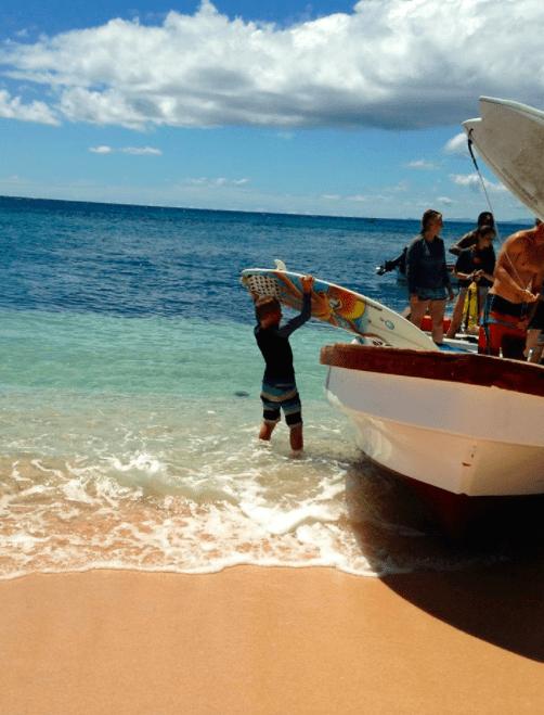boatmen Tavarua Island resort FIji
