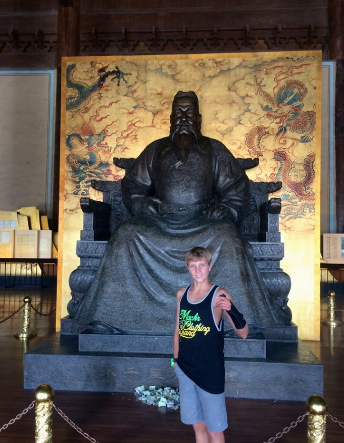 visit the forbidden city china beijing china with kids