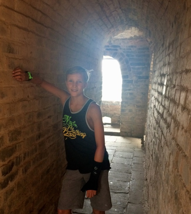 run the great wall of china beijing china with kids