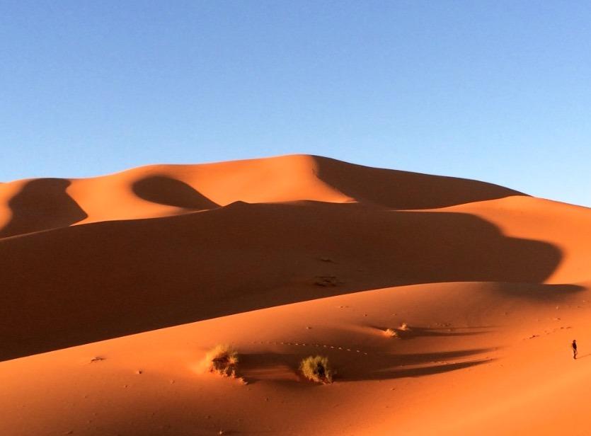 sahara desert, Morocco merzouga camping