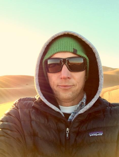sahara desert, Morocco husband
