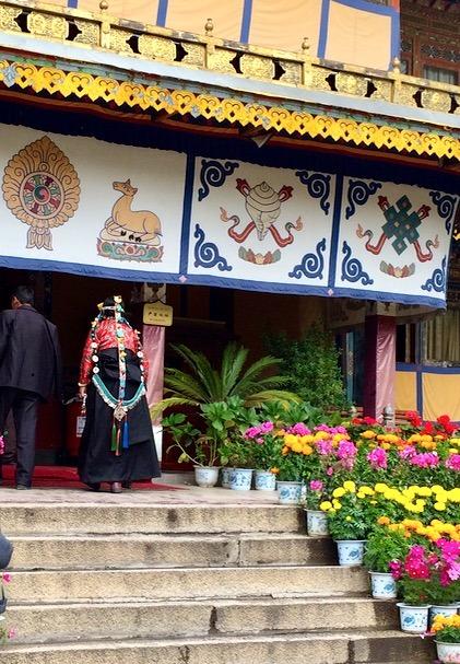 Lhasa Tibet Drepung Monastery prayers