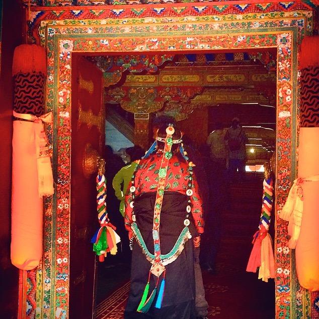 Lhasa Tibet temples