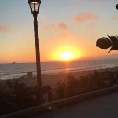 Hermosa sunsets rule
