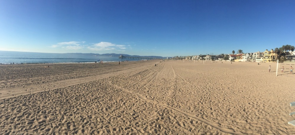 Hermosa - the beach