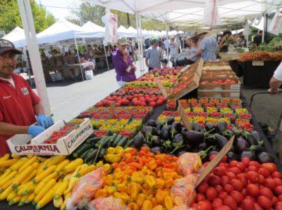 Hermosa Farmer's Market