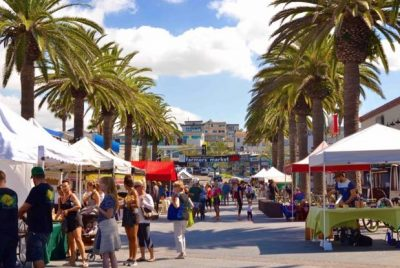 Hermosa Beach - Farmer's Market