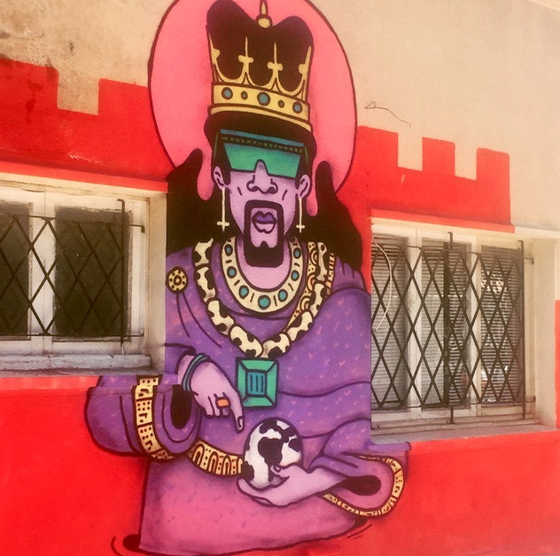 Visit Valparaiso Chile street art