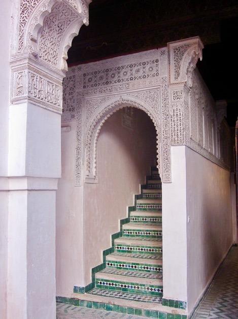 Fez Morocco artwork
