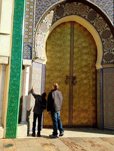 Fez Morocco city