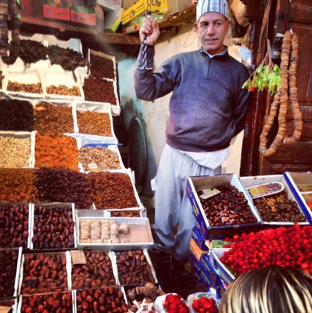 Fez Morocco dates
