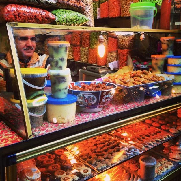 Fez Morocco medina and markets