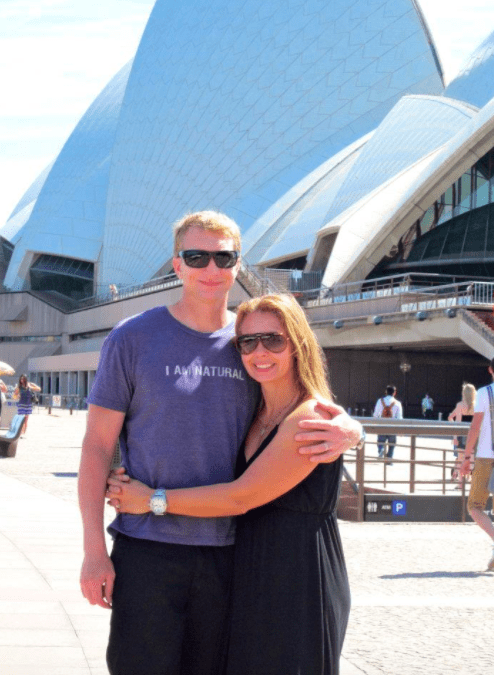 Sydney Australia Opera House family fun