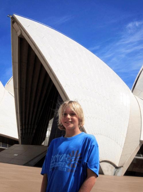 Sydney Australia Opera House explore