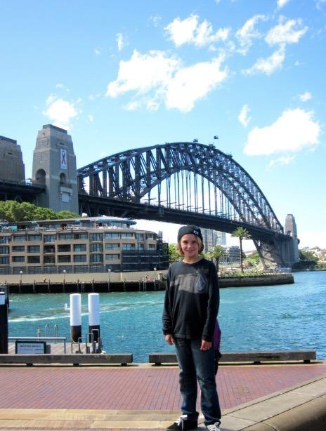 Sydney the rocks, Australia