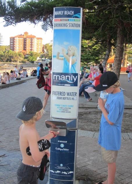 Sydney, Australia Manly Beach