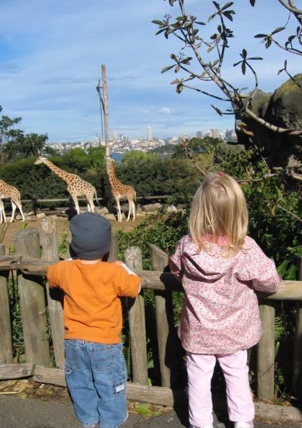 Sydney Zoo, Australia