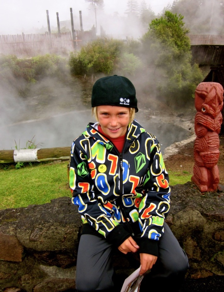 Whakarewarewa Thermal Village new zealand