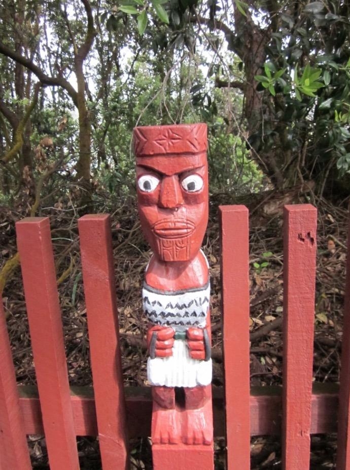 Whakarewarewa Thermal Village maori new zealand