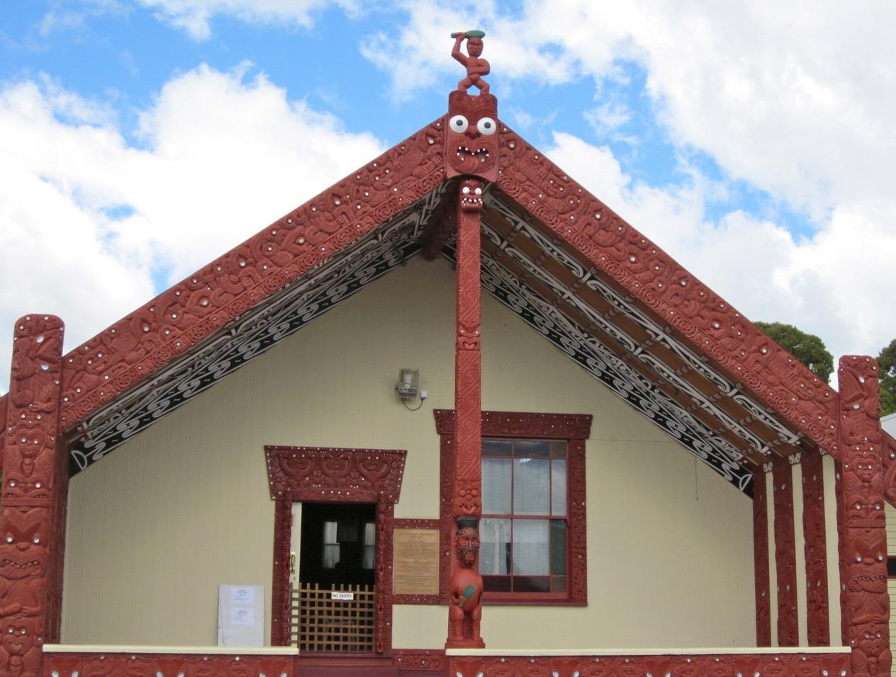 Whakarewarewa Thermal Village new zealand travel