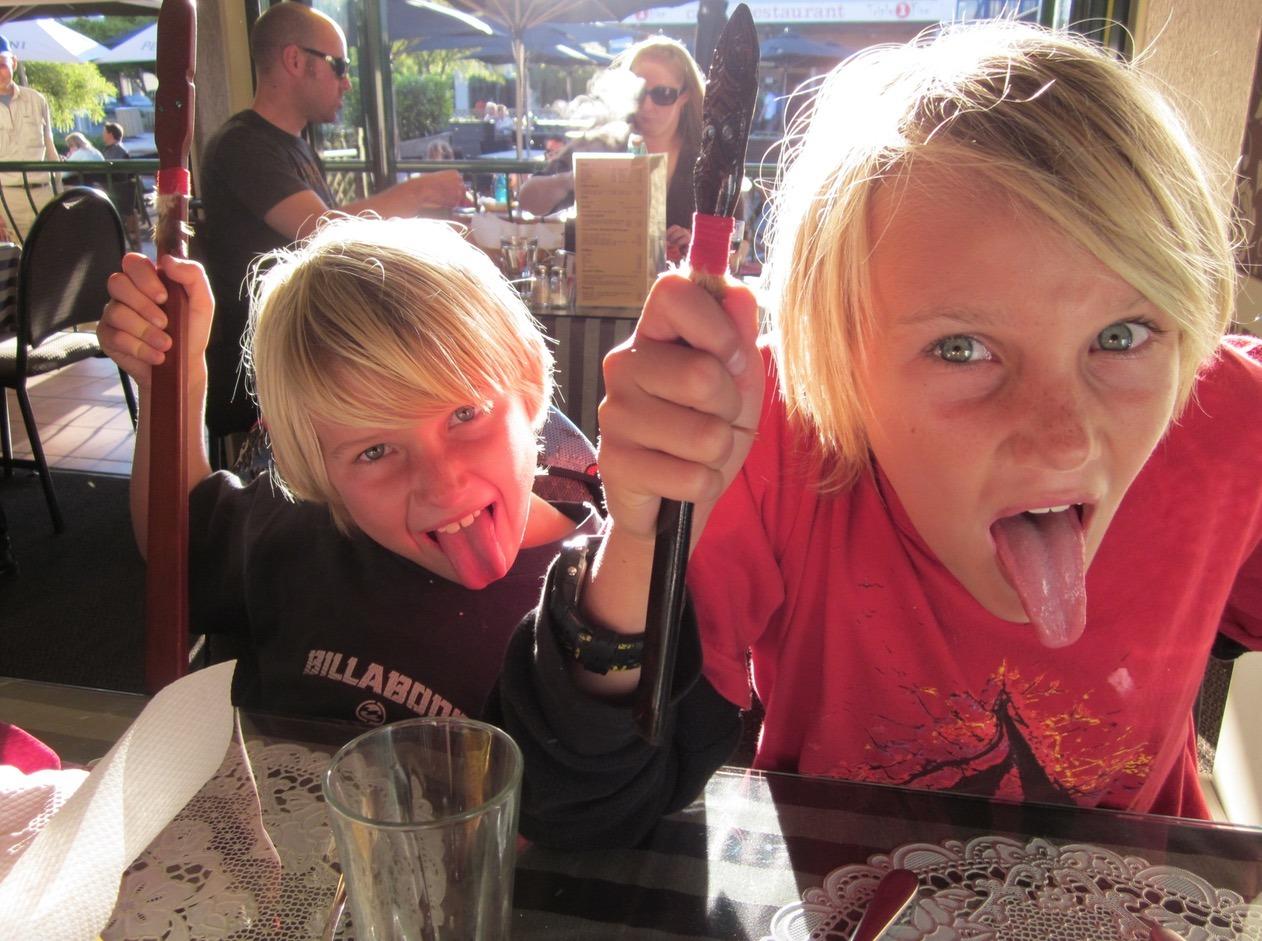 Whakarewarewa Thermal Village travel new zealand with kids