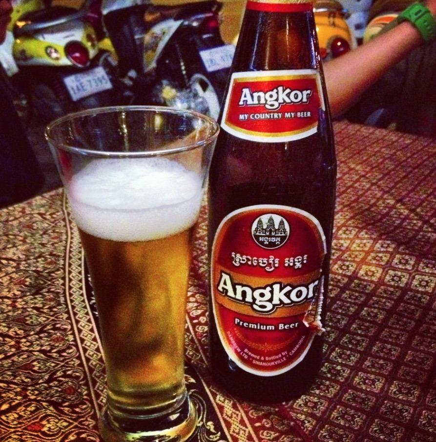 cambodia phnom penh siem reap beer