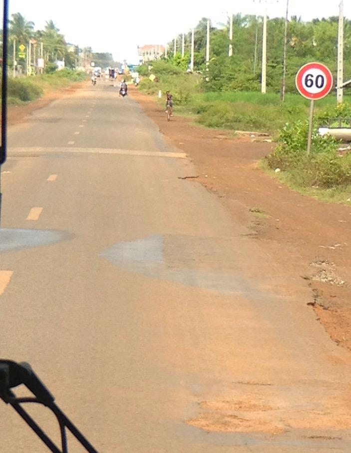 cambodia phnom penh siem reap drive