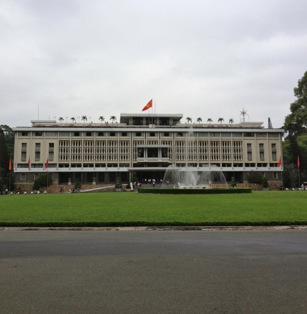 vietnam Ho Chi Minh (Saigon as it was formerly known independence palace