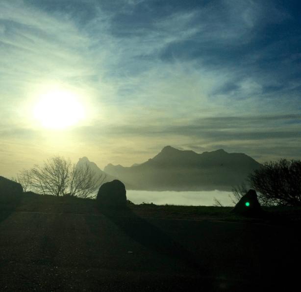 scary chapmans peak drive