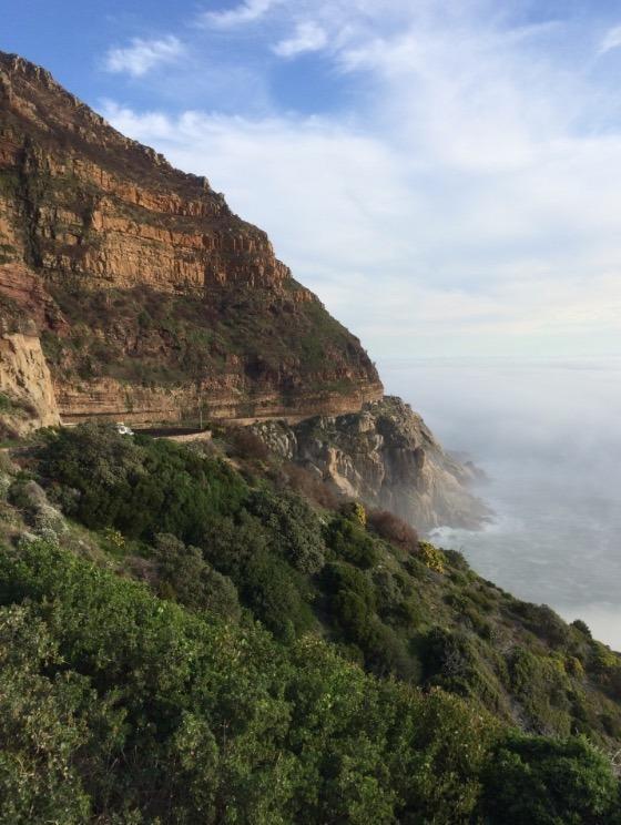 chapmans peak drive africa