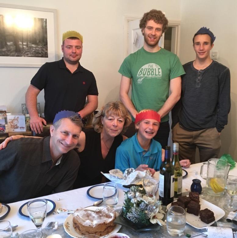 christmas dinner UK