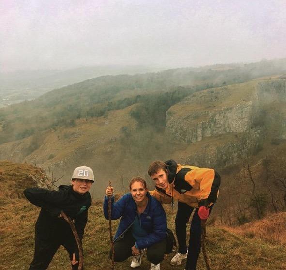 cheddar gorge hike