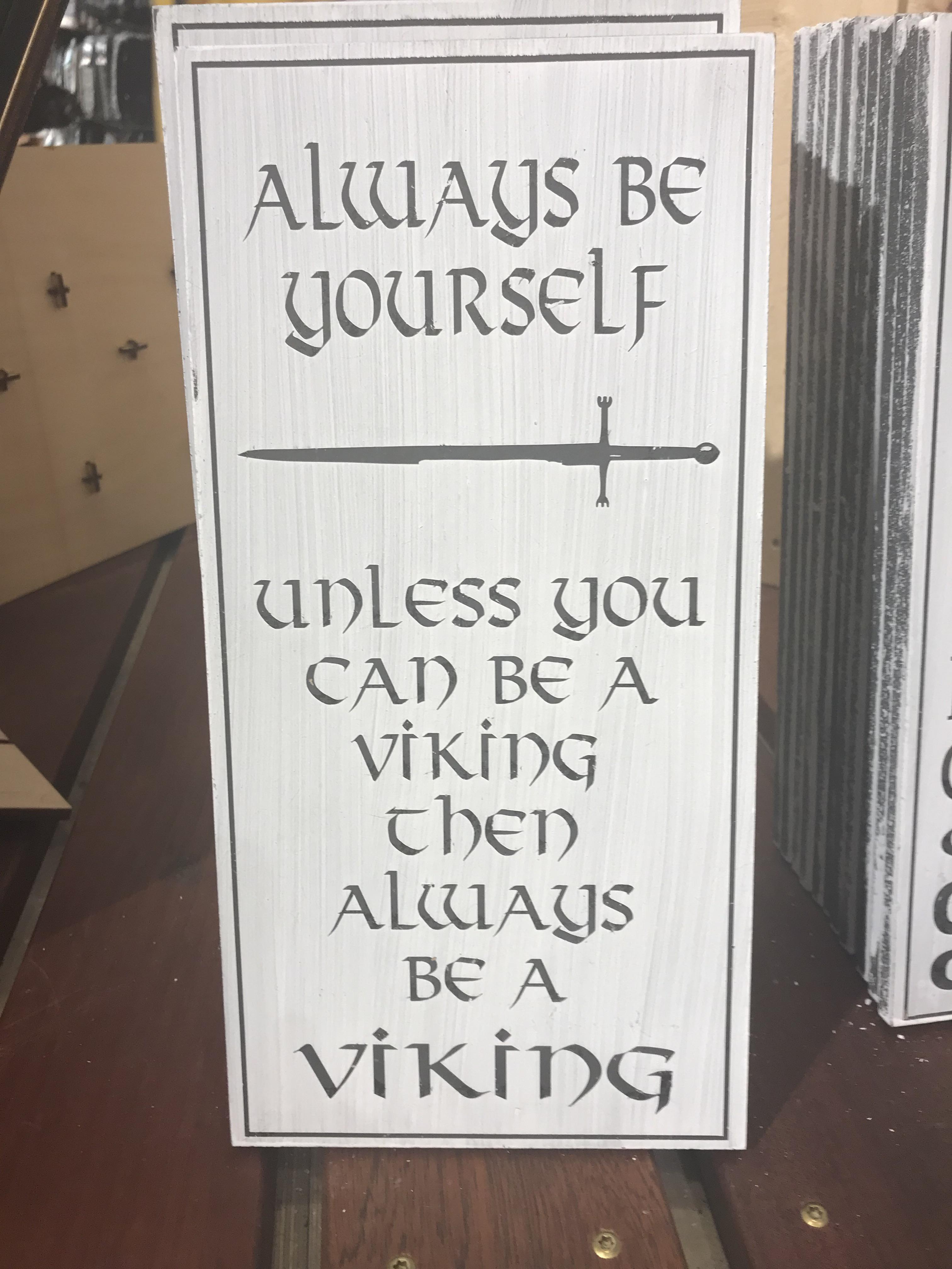 Reykjavik Iceland viking