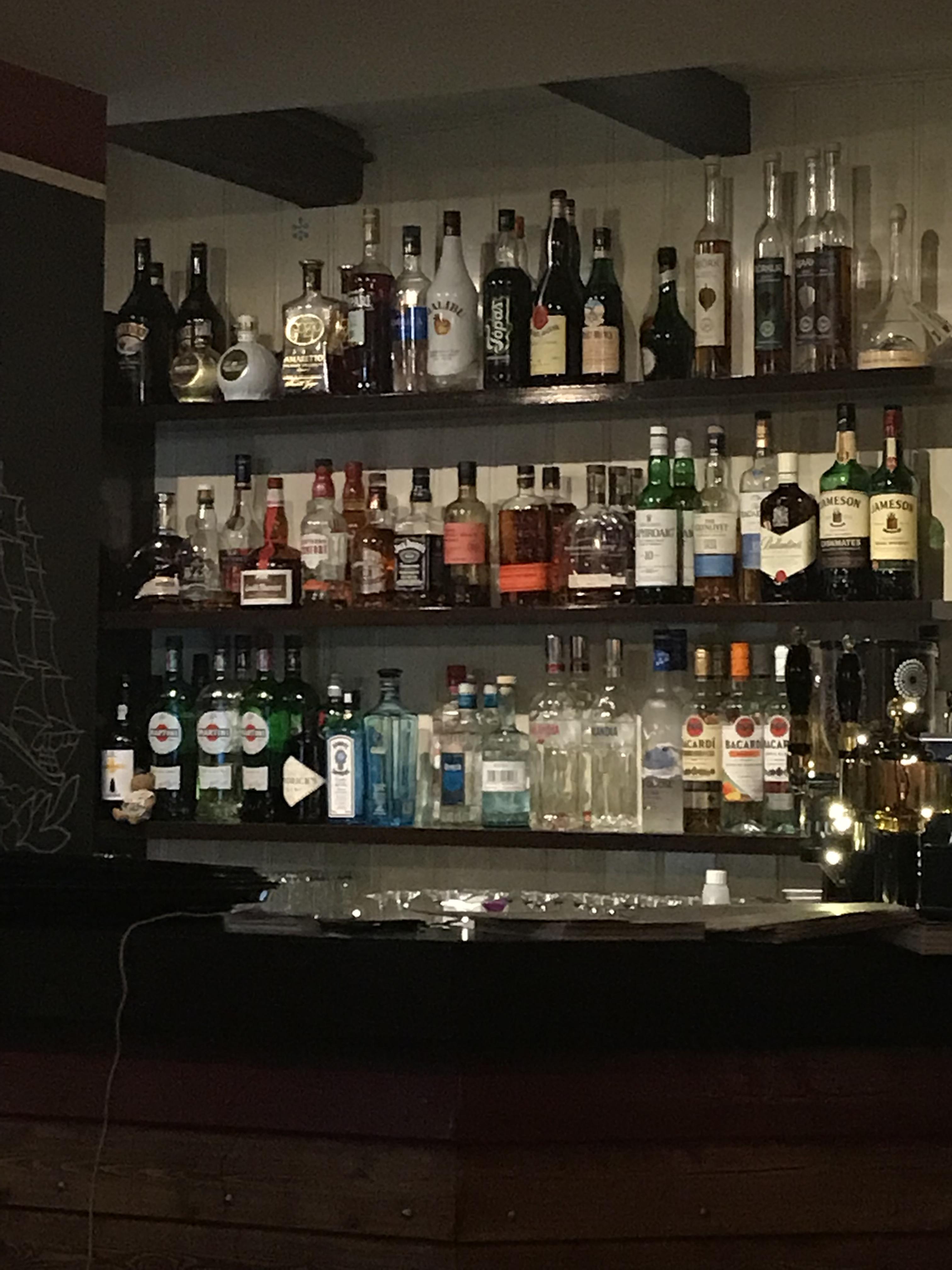 Reykjavik Iceland drinks