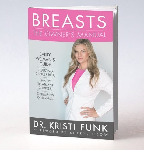 breast cancer survivor's guilt kristi funk breasts