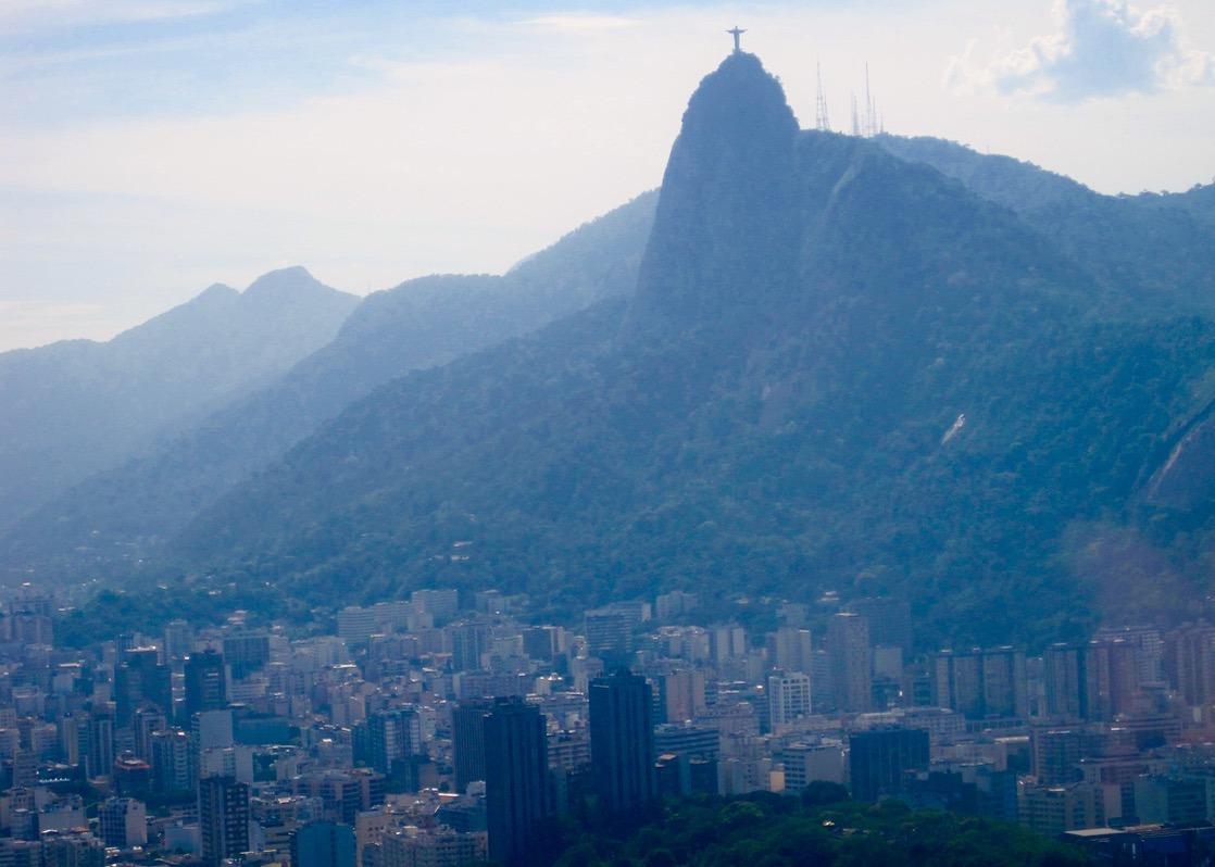 rio brazil christ the redeemer