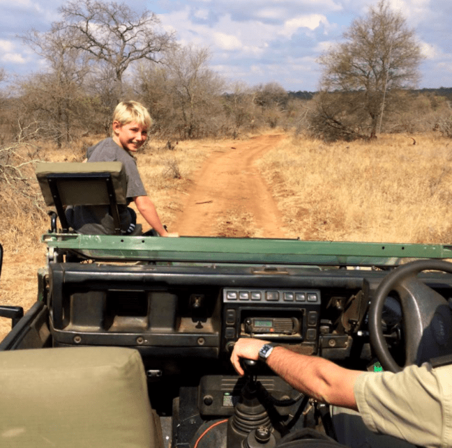 africa safari southafrica big5 tracker