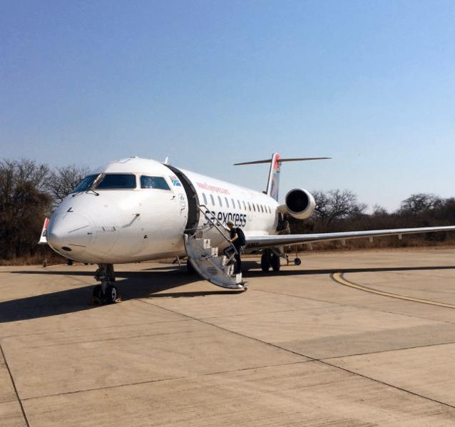 africa safari southafrica big5 plane