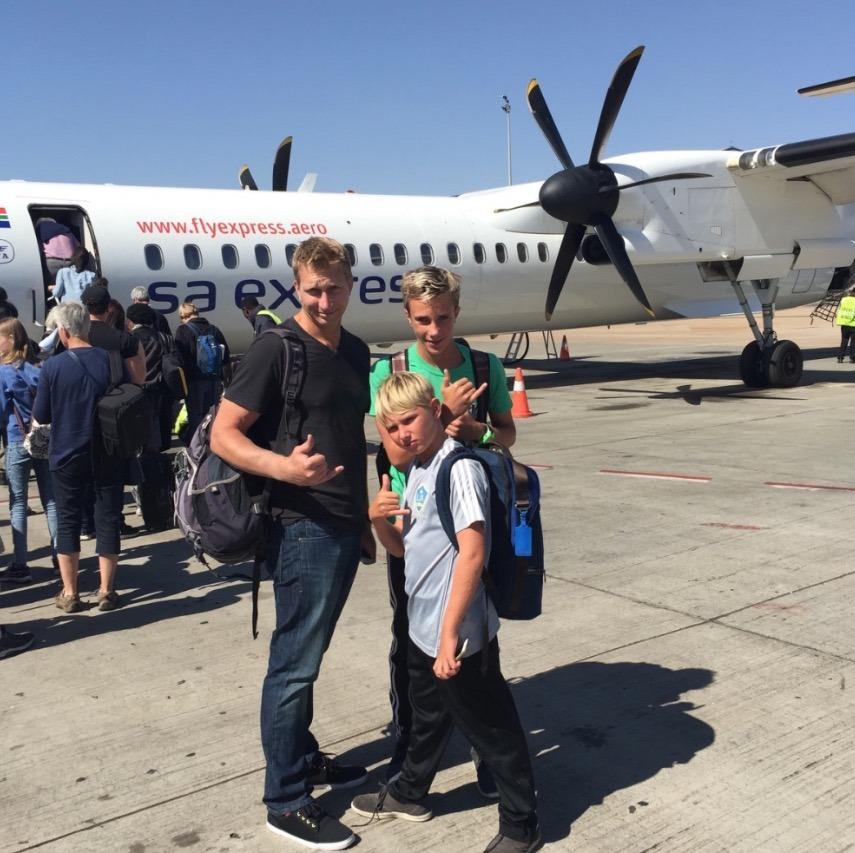 africa safari southafrica small plane