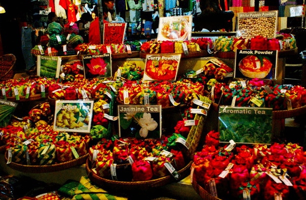 cambodia siem reap angkor wat night market